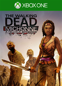 The Walking Dead: Michonne - Episode One: In Too Deep per Xbox One