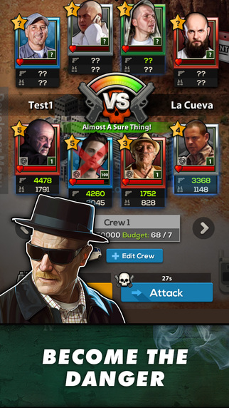 Breaking Bad: Empire Business