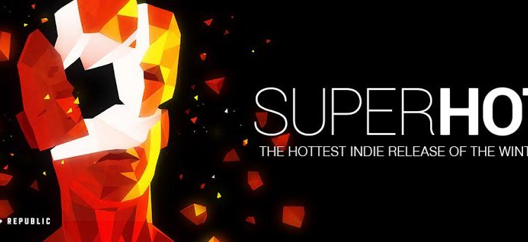 SUPERHOT è disponibile da oggi