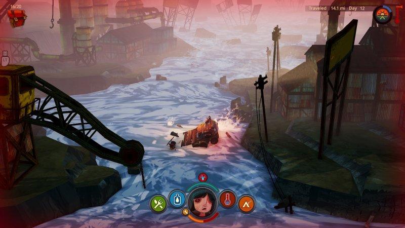 Le vendite iniziali di The Flame in the Flood su Switch hanno superato le aspettative di Curve Digital