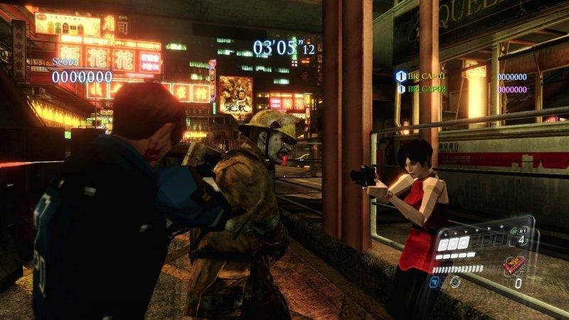 Resident Evil 6 HD girerà a 1080p e 60 fotogrammi su console