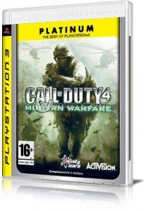 Call of Duty 4: Modern Warfare per PlayStation 3