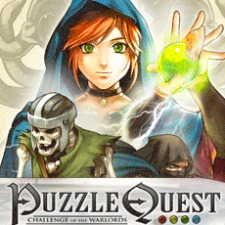 Puzzle Quest: Challenge of the Warlords per PlayStation 4