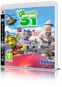 Planet 51: Il Videogioco per PlayStation 3