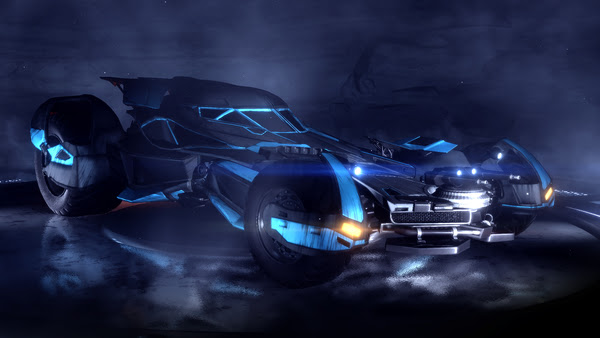 Annunciato il DLC Batmobile per Rocket League