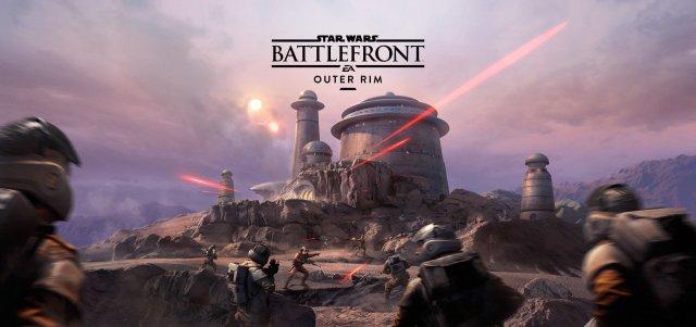 Star Wars: Battlefront - Orlo Esterno