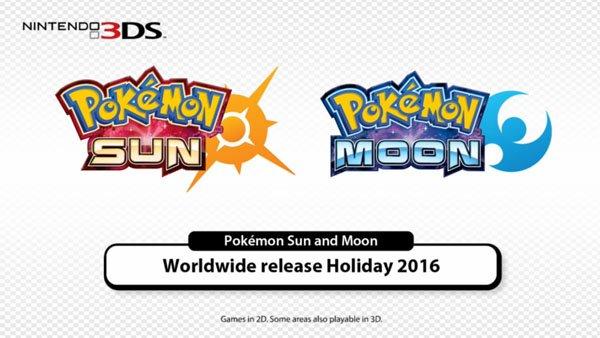 Un primo video per Pokemon Sole e Luna arriverà il 3 aprile
