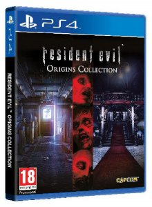 Resident Evil: Origins Collection per PlayStation 4