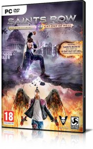 Saints Row: Gat Out of Hell per PC Windows