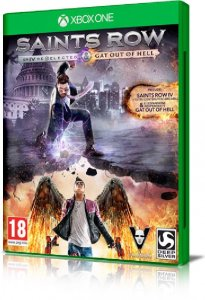 Saints Row: Gat Out of Hell per Xbox One