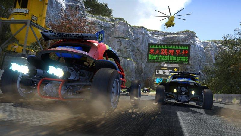 L'open beta di Trackmania Turbo gira a 900p su Xbox One e 1080p su PlayStation 4?