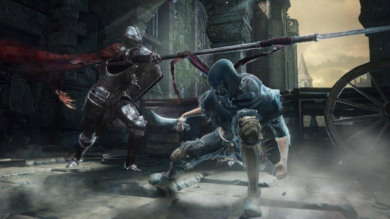 Dark Souls III - La Gente Mormora