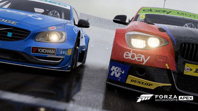 Forza Motorsport 6: Apex compare nel Windows Store