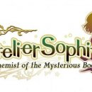Atelier Sophie: The Alchemist of the Mysterious Book registrato in Europa