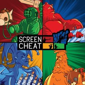 Screencheat per PlayStation 4