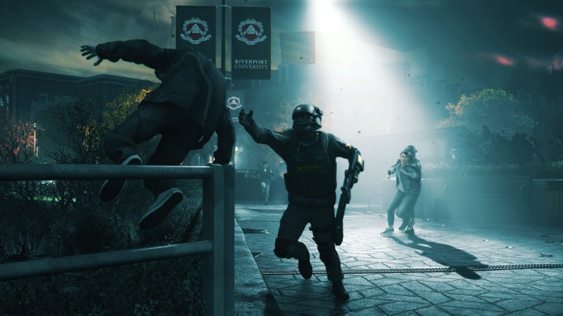 Quantum Break è disponibile da oggi