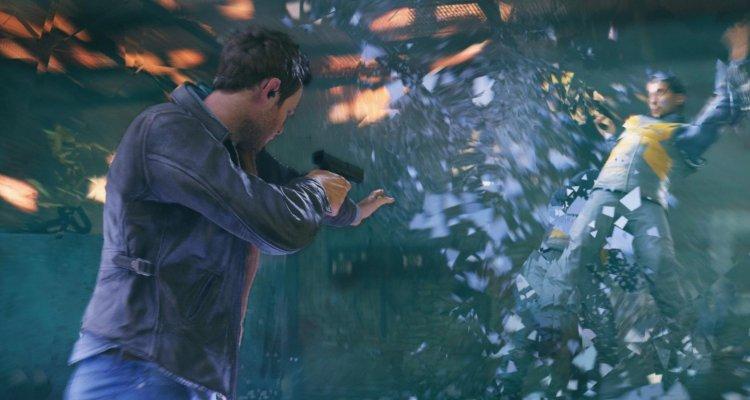 Quantum Break: ritrovato un filmato del Dr. William Joyce mentre testa un prototipo di macchina del tempo