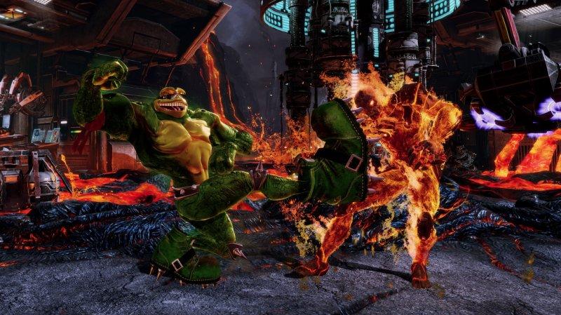 L'Ultra Edition di Killer Instinct: Season 3 consente di accedere in anticipo ai personaggi