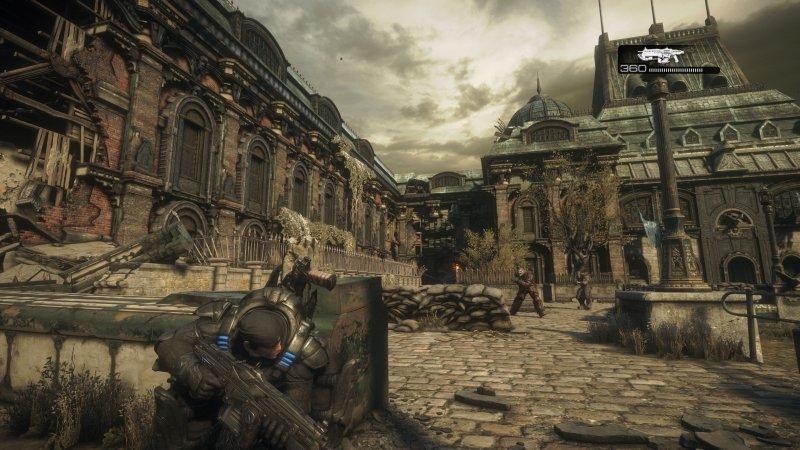 Gears of War: Ultimate Edition riceverà presto il supporto multi-GPU