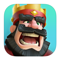 Clash Royale per iPhone