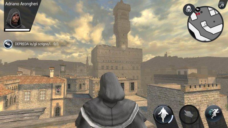 Assassin's Creed Identity è disponibile da oggi anche su Android