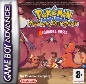 Pokémon Mystery Dungeon: Squadra Rossa per Nintendo Wii U