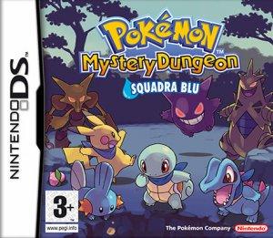 Pokémon Mystery Dungeon: Squadra Blu per Nintendo Wii U