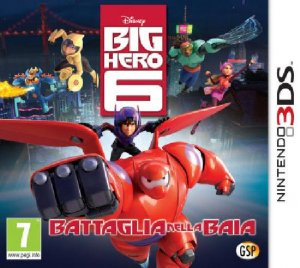 Disney Big Hero 6: Battaglia nella Baia per Nintendo 3DS