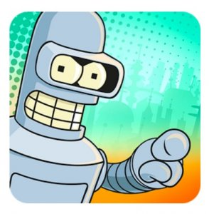Futurama: Game of Drones per Android