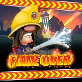 Flame Over per PlayStation Vita