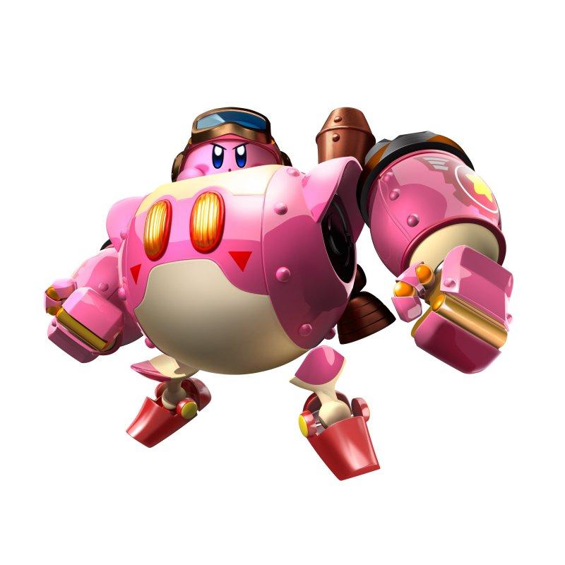 Il Kirby che sussurrava ai robot