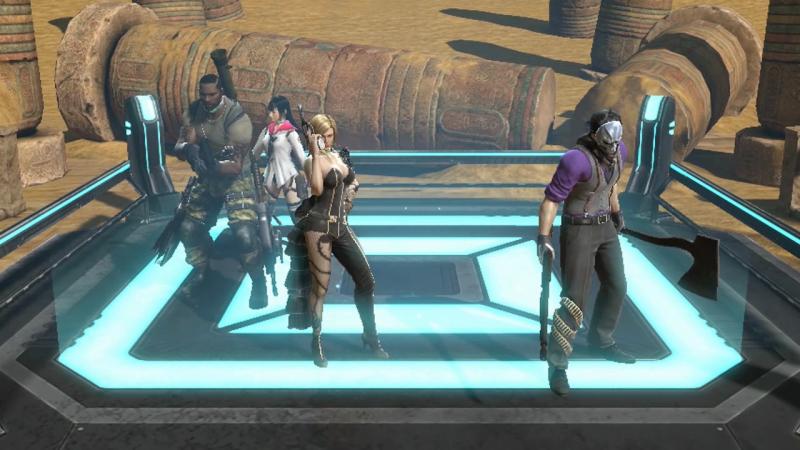 Annunciata la open beta di Lost Reavers