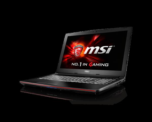 MSI Leopard Pro GP62 6QF