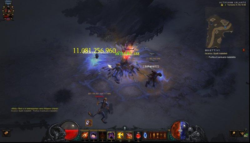 Conquistare Sanctuarium col Cacciatore nella 2.4