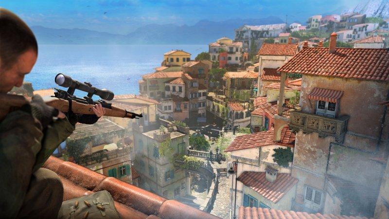 Ecco i primi dettagli di Sniper Elite 4