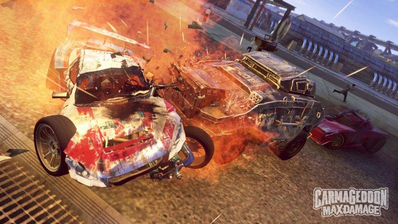 Carmageddon: Max Damage rimandato a luglio
