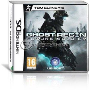 Tom Clancy's Ghost Recon: Future Soldier per Nintendo DS