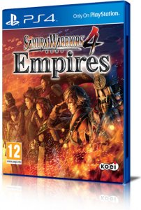 Samurai Warriors 4: Empires per PlayStation 4