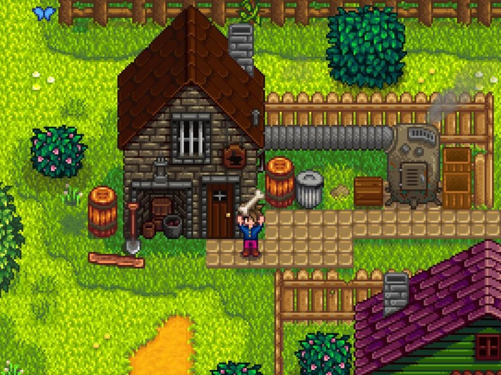 Stardew Valley: console update 1.5 sent for certification, coming out soon