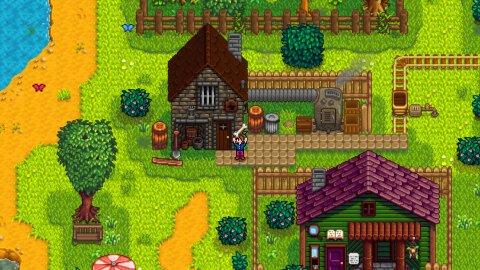 Stardew Valley verrà aggiornato con la modalità multiplayer a quattro giocatori