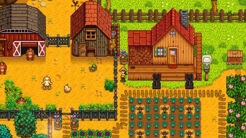 La versione Wii U di Stardew Valley è stata cancellata, verrà spostato su Switch