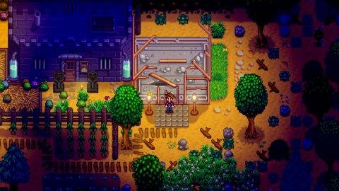 Stardew Valley è stato il gioco più scaricato su Nintendo Switch nel 2017