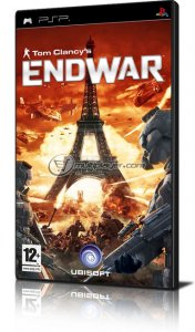 Tom Clancy's EndWar per PlayStation Portable