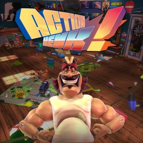 Action Henk per PlayStation 4