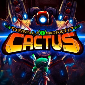 Assault Android Cactus per PlayStation Vita