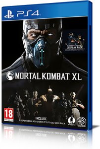 Mortal Kombat XL per PlayStation 4
