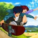 Un livello gratuito per Lost in Harmony con Aya