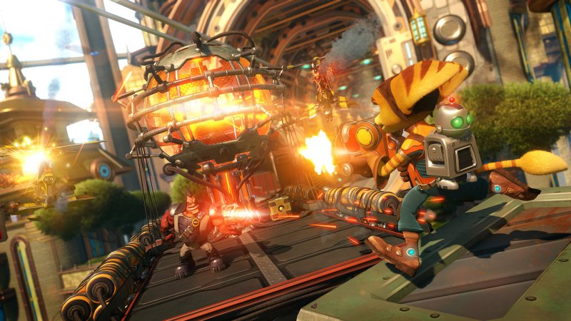 Classifiche italiane, Ratchet & Clank batte tutti