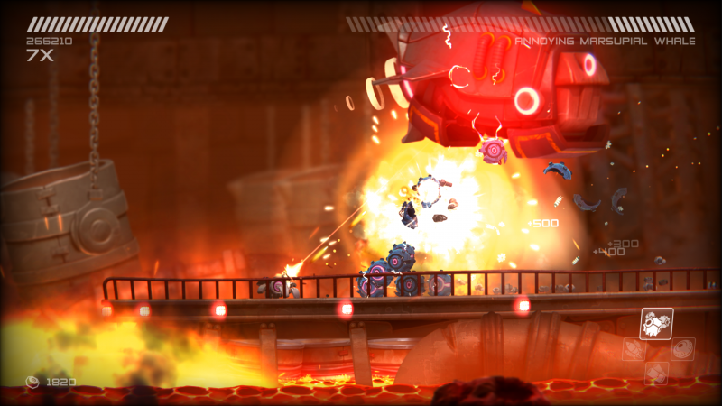 RIVE: Ultimate Edition il 17 novembre su Switch