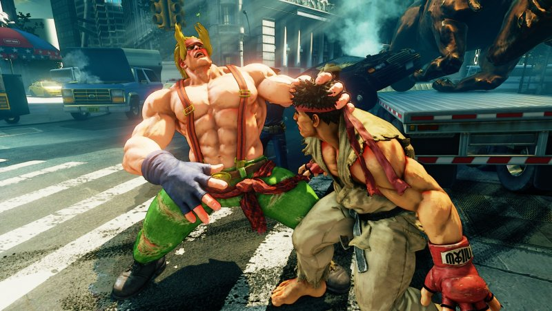 Street Fighter V - La Gente Mormora